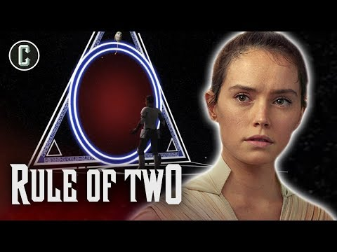 Will Star Wars: The Rise of Skywalker Utilize Time Travel? – Rule of Two – Collider Videos