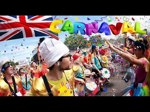 🔴 Carnaval de Londres   VeehOrtiz