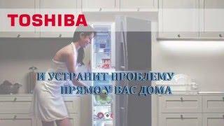 Ремонт холодильников  Toshiba(, 2016-01-21T19:53:32.000Z)