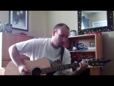 Jason Aldean - Night train (acoustic cover)