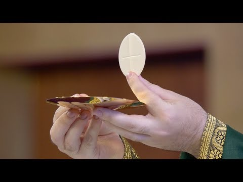 CatholicTV Mass: 5/30/18 | 8th Wednesday in Ordinary Time