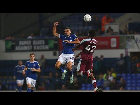 Ipswich West Ham U21 Goals And Highlights