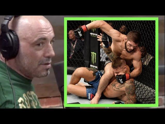 Khabib vs. Poirier Full Fight Commentary | JRE Fight Companion