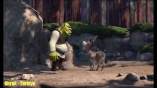 Shrek - Eşek'le İlk Tanışma