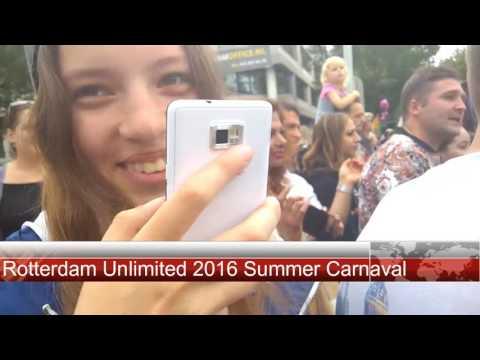 Rotterdam Unlimited 2016 Summer Carnaval