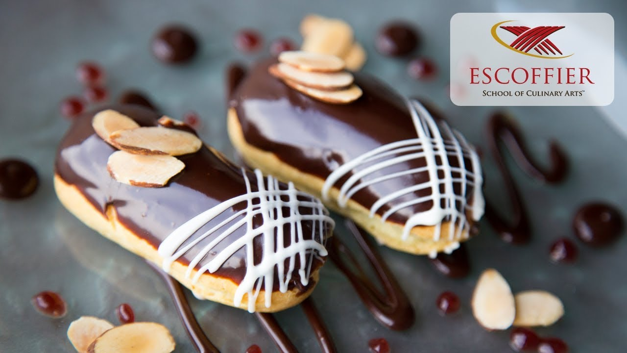 how to make an eclair