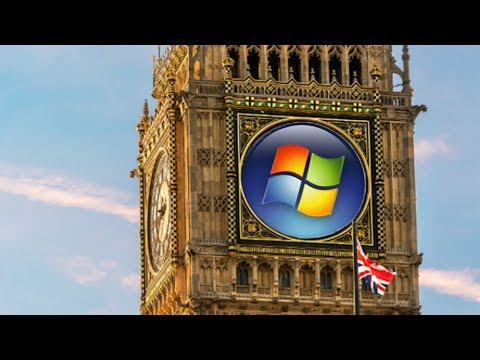 Big Ben's Final Windows XP Error