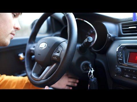 Kia Rio 1.6 Полный обзор. Тест-драйв. Плюсы и минусы.