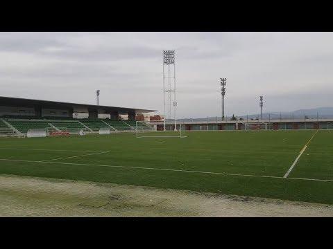 SPAIN FOOTBALL FEDERATION VISIT: Royal Spanish Football Federation's Ciudad del Fútbol (RFEF)