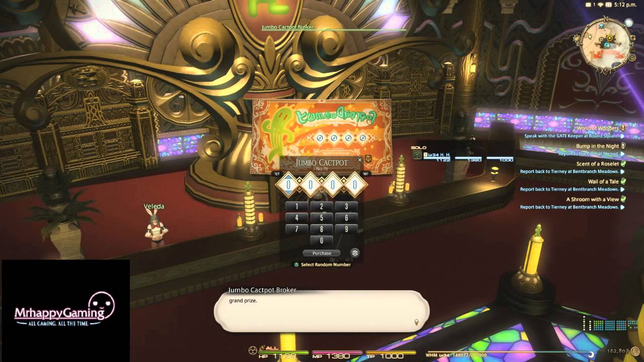 Lets Play Ffxiv Arr 27 Welcome To The Gold Saucer Patch 2 51