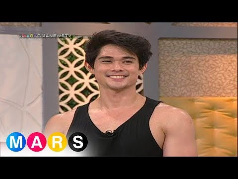 Push mo Mars: Whole body work-out with Carl Guevarra