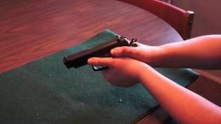 CZ 75 C 9mm Pistol Review