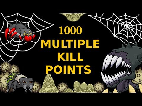 1000 Multiple Kill Points | Weekly Dungeon | Magic Rampage