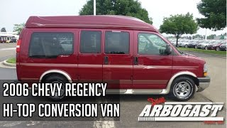 fedee5210e 2006 Chevy Regency Hi-Top Conversion Van