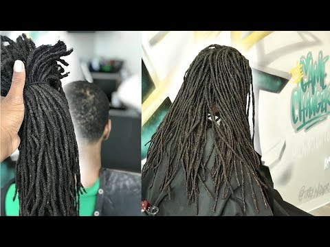 CUTTING OFF LOCKS after 8 YEARS | LEGENDARY TRANSFORMATION / HAIRCUT tutorial | MUST SEE HD