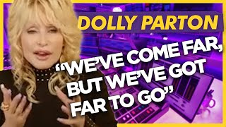 Dolly Parton on Diversity in Country Music & 9 to 5 The Musical.