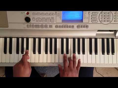 td jakes - when god gave me you (piano tutorial breakdown)
