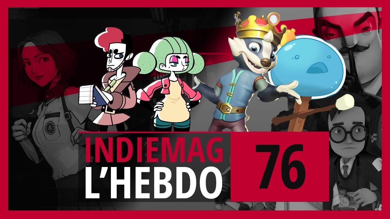 Secret Neighbor, The Coma 2 & l'actu du jeu indé   IndieMag l'hebdo #76 -03/11/2019