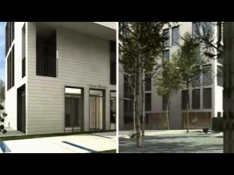 3D animation of Hotel Jerusalem
