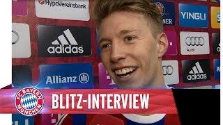 Video Gol Pertandingan Hertha Berlin vs FC Bayern Munchen