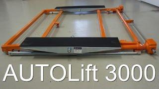 Автомобильный подъемник AUTOLift 3000 - передвижной механический подъемник для авто(, 2015-03-23T16:41:31.000Z)