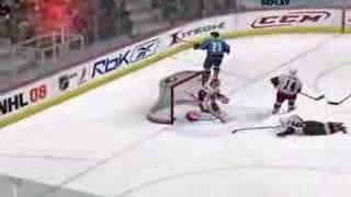 NHL 08 pc goals