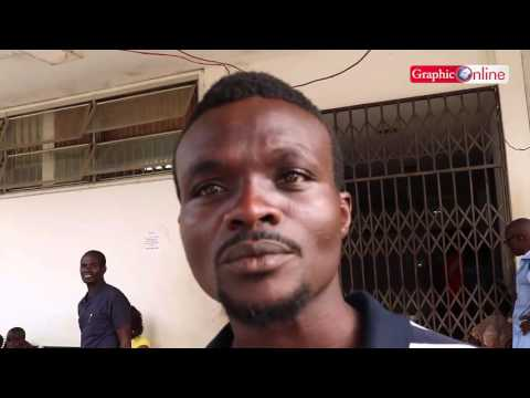Confusion at Accra Passport office