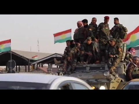 أخبار عربية | قوات البشمركة: #بغداد ستدفع الثمن غالياً لحملتها على #كركوك  - نشر قبل 1 ساعة