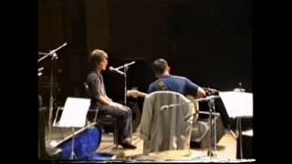 Giovanni Sturmann live 1996 - Blankets