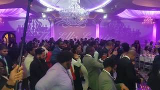 3.17.17 The Ellis Empire Wedding - Wobble Line Dance