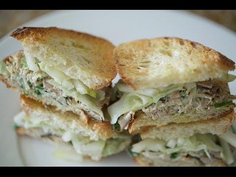 Chicken Salad Sandwich | Byron Talbott