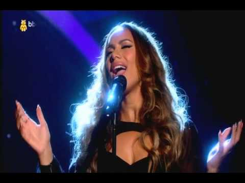 Leona Lewis - Fireflies on BBC Children in Need