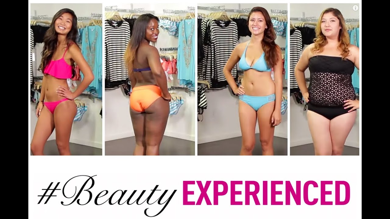 7408c4f767b4b The Best Bikini For Your Body Shape | #BeautyExperienced Ep. 14 | NEWBEAUTY