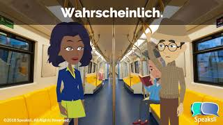 First Conversation | Learn German | Speaksli