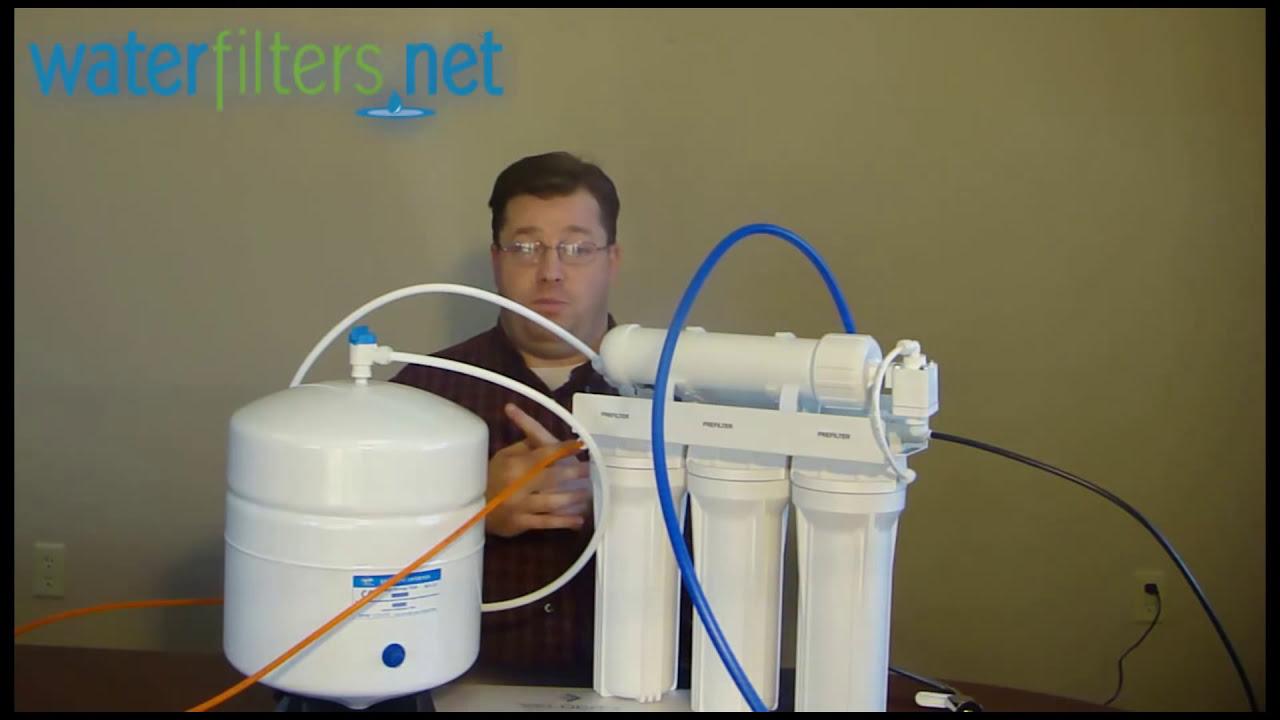 Reverse Osmosis System Troubleshooting  YouTube