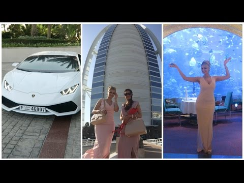 Burj Al Arab Birthday Party !