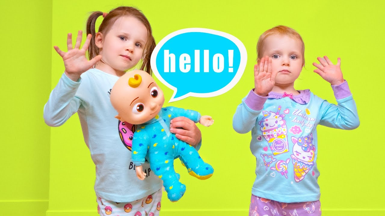 Five Kids Say Hello + more Children's Songs and Videos