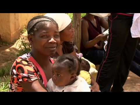 UNICEF: After decades of war, Angola rebuilds its health care system