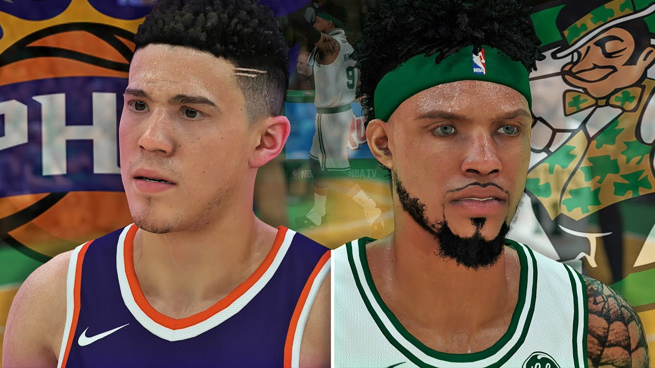 NBA 2K18 MyCAREER - Devin Booker vs Eli Harris!! Booker WILL NOT Score 70 POINTS ON ME!!! - YouTube