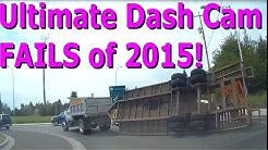 Ultimate Dash Cam Fails of 2015 - Vancouver , BC Canada (Car Camera)