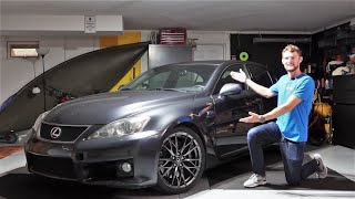 Here's How the Lexus ISF Is Better(And Worse) Than a BMW M3