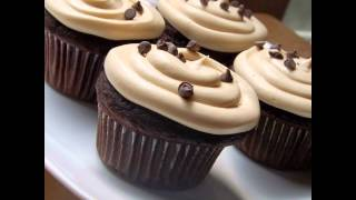 Coffee Cupcakes By Thefoodventure.com