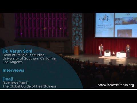 Heartfulness Meditation & The Heartfulness Way   Dr Varun Soni interviews Daaji