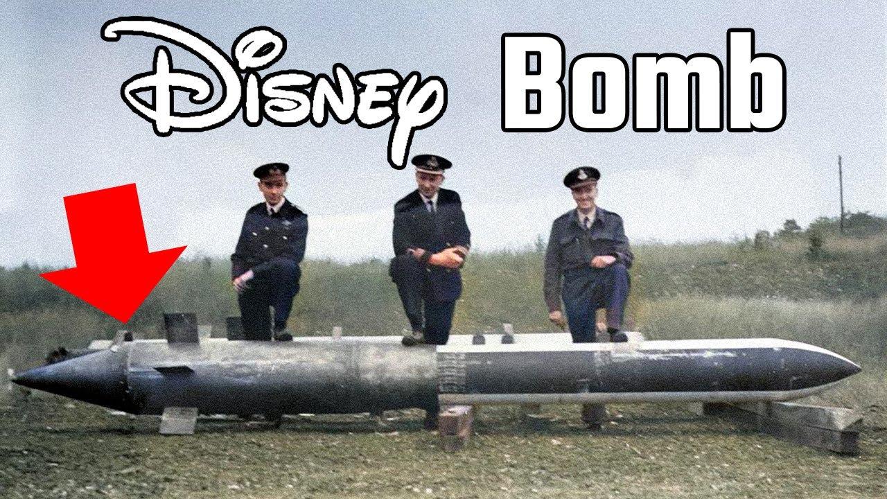 The Disney Bomb
