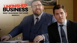"Unfinished Business | ""My Name Is"" TV Commercial [HD] 