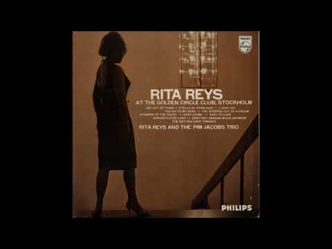 Rita Reys & Pim Jacobs Trio  - At The Golden Circle Club, Stockholm