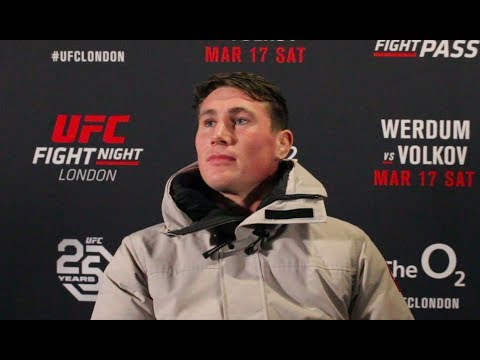 Darren Till: 'This Has Been a Dream of Mine for Years' - MMA Fighting