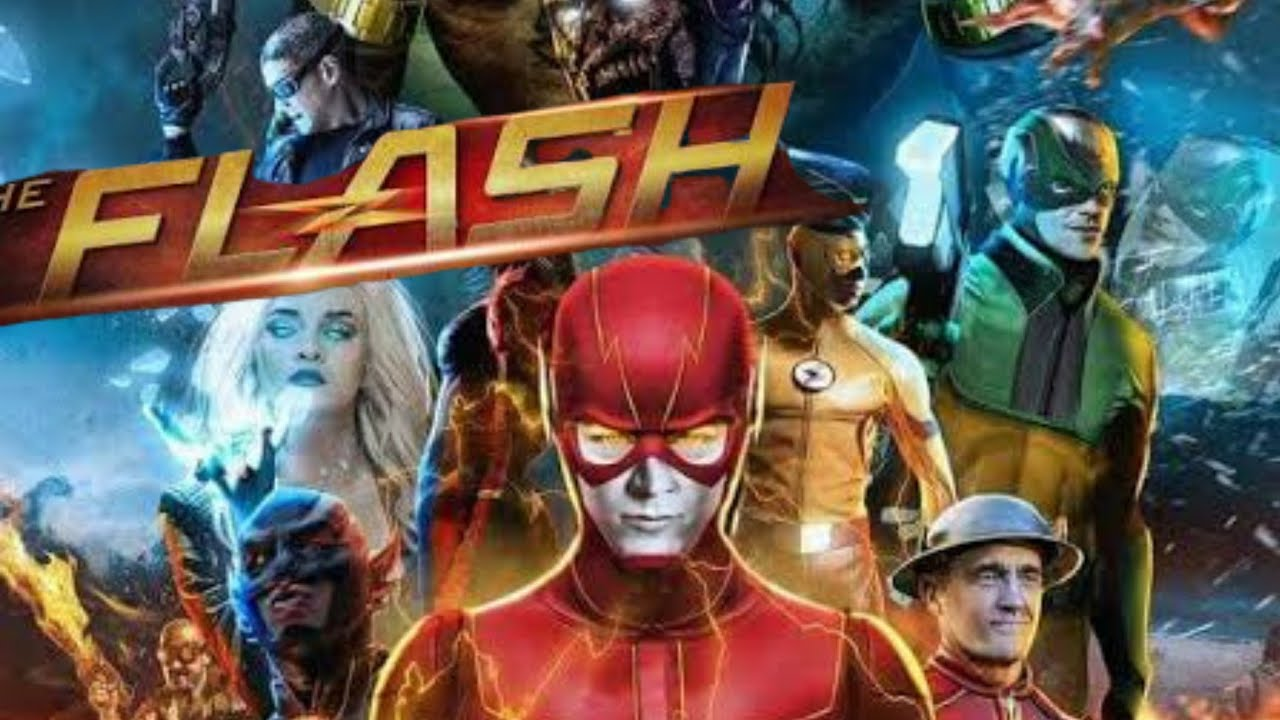 Download The flash all episodes Season 1-6 all download for free