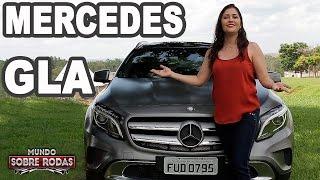 Test Drive Mercedes GLA 200 Vision Flex