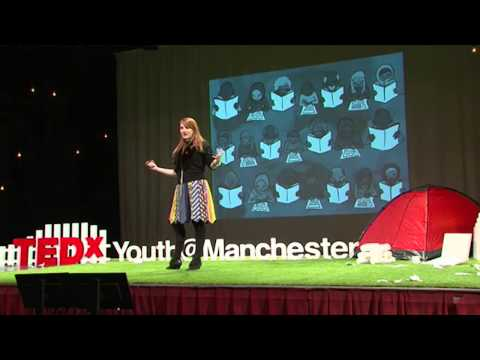 Why we should be taking comics more seriously | Karrie Fransman | TEDxYouth@Manchester
